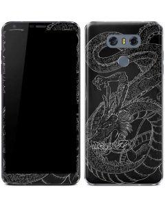 Negative Shenron LG G6 Skin