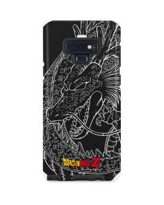 Negative Shenron Galaxy Note 9 Pro Case