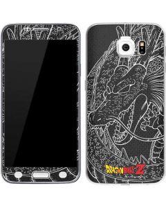 Negative Shenron Galaxy S6 Skin