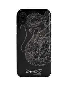 Negative Shenron iPhone XR Pro Case