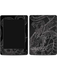Negative Shenron Amazon Kindle Skin
