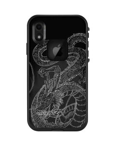 Negative Shenron LifeProof Fre iPhone Skin