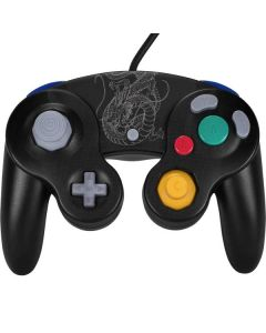 Negative Shenron Nintendo GameCube Controller Skin