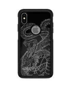 Negative Shenron Otterbox Commuter iPhone Skin