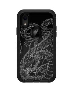 Negative Shenron Otterbox Defender iPhone Skin