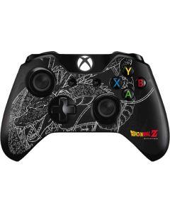 Negative Shenron Xbox One Controller Skin