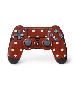 Neutral Polka Dots PS4 Pro/Slim Controller Skin