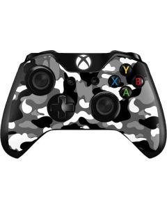Neutral Street Camo Xbox One Controller Skin