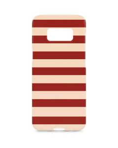 Neutral Stripes Galaxy S8 Plus Lite Case