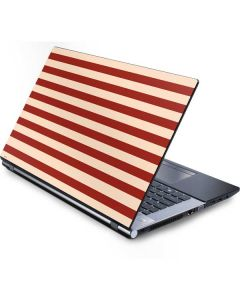 Neutral Stripes Generic Laptop Skin