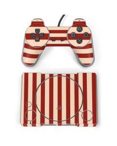 Neutral Stripes PlayStation Classic Bundle Skin