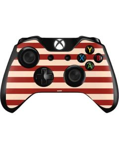 Neutral Stripes Xbox One Controller Skin