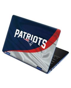 New England Patriots Aspire R11 11.6in Skin