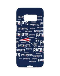 New England Patriots Blast Galaxy S8 Plus Lite Case