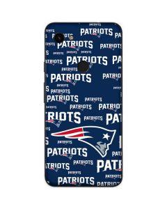 New England Patriots Blast Google Pixel 3a Skin