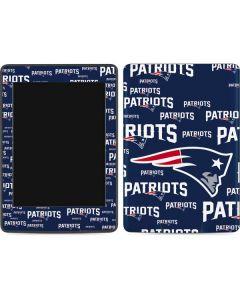 New England Patriots Blast Amazon Kindle Skin