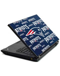 New England Patriots Blast Lenovo T420 Skin