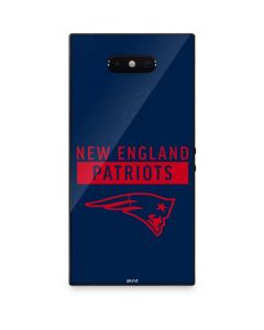 New England Patriots Blue Performance Series Razer Phone 2 Skin