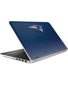 New England Patriots Breakaway HP Pavilion Skin