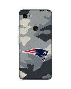 New England Patriots Camo Google Pixel 3a Skin