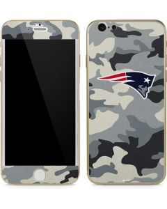 New England Patriots Camo iPhone 6/6s Skin
