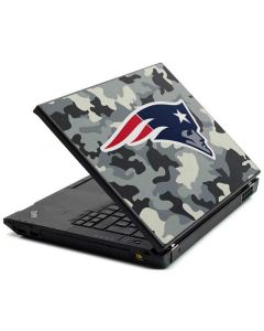 New England Patriots Camo Lenovo T420 Skin