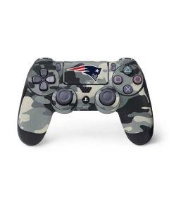 New England Patriots Camo PS4 Controller Skin