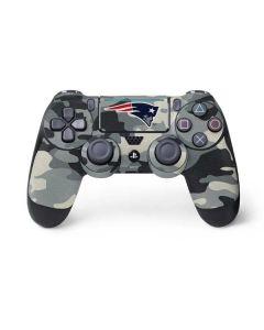 New England Patriots Camo PS4 Pro/Slim Controller Skin