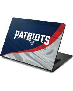 New England Patriots Dell Chromebook Skin
