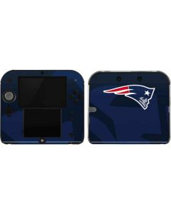 New England Patriots Double Vision 2DS Skin