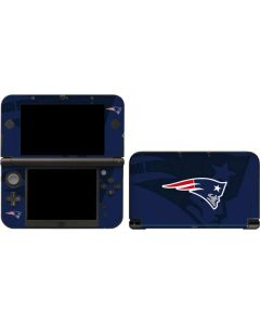 New England Patriots Double Vision 3DS XL 2015 Skin