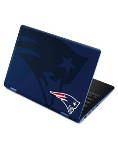 New England Patriots Double Vision Aspire R11 11.6in Skin