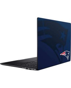 New England Patriots Double Vision Ativ Book 9 (15.6in 2014) Skin