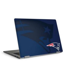 New England Patriots Double Vision HP Elitebook Skin