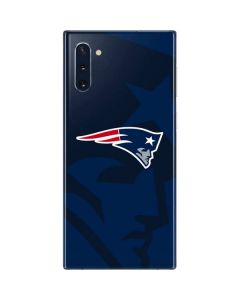 New England Patriots Double Vision Galaxy Note 10 Skin