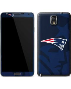 New England Patriots Double Vision Galaxy Note 3 Skin