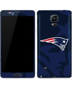 New England Patriots Double Vision Galaxy Note 4 Skin