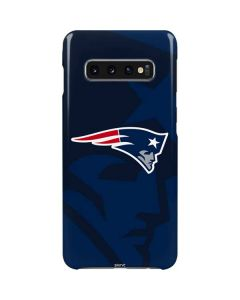 New England Patriots Double Vision Galaxy S10 Plus Lite Case