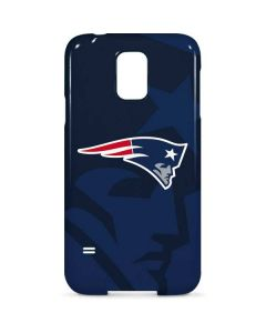 New England Patriots Double Vision Galaxy S5 Lite Case