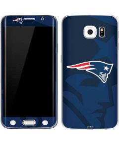 New England Patriots Double Vision Galaxy S6 Edge Skin