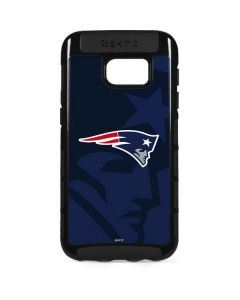 New England Patriots Double Vision Galaxy S7 Edge Cargo Case