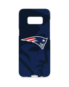 New England Patriots Double Vision Galaxy S8 Plus Lite Case