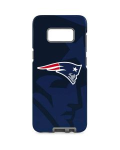 New England Patriots Double Vision Galaxy S8 Pro Case