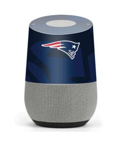 New England Patriots Double Vision Google Home Skin