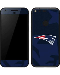 New England Patriots Double Vision Google Pixel Skin