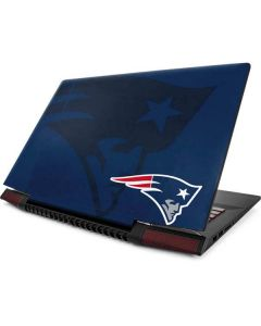 New England Patriots Double Vision Lenovo Ideapad Skin