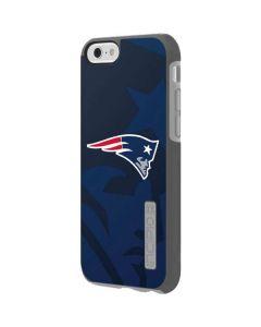 New England Patriots Double Vision Incipio DualPro Shine iPhone 6 Skin