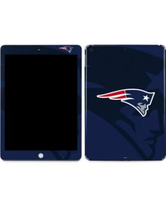 New England Patriots Double Vision Apple iPad Skin