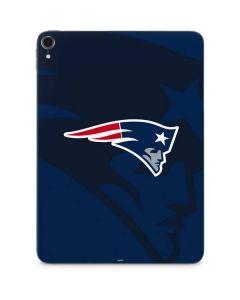 New England Patriots Double Vision Apple iPad Pro Skin