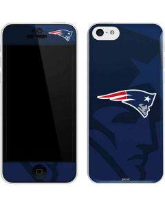 New England Patriots Double Vision iPhone 5c Skin